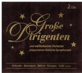 Grosse Dirigenten Und Weltberühmte Orchester Präsentieren Festliche Symphonien