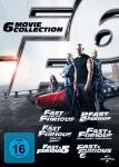 Fast & Furious 1-6 Collection (6 DVD)