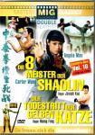 Eastern Classics Vol. 10 : Die 8 Meister Der Shaolin & Der Todesritt Der Gelben Katze) (Rarität)