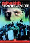 Friedhof Der Kuscheltiere 1 (18er Version)  (Kultfilm)  (Rarität / Einzelstücke)