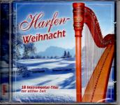 Harfen - Weihnacht