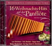 16 Weihnachts - Hits Auf Der Panflöte