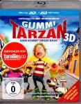 Gummi Tarzan (2D & 3D Version) (Limitierte Fan-Edition Mit Malbuch)