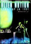 Alien Nation - Spacecop L.A. 1991 (Limited Uncut Mediabook / Cover C) (Nummeriert 090/222) (Rarität)