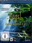 Bugs - Abenteuer Im Regenwald In 3D (2D & 3D Version Inkl. 2 Stk. 3D-Brillen)
