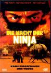 Die Macht Der Ninja (Seltene 91 Min. Uncut Rarität)