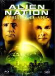 Alien Nation - Spacecop L.A. 1991 (Limited Uncut Mediabook / Cover A) (Nummeriert 275/444 ODER 118/444) (Rarität) (Siehe Info unten)