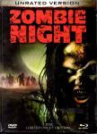 Zombie Night (DVD & 2D & 3D Blu Ray) (Limited Uncut Edition / Cover A) (Nummeriert 127/500) (Rarität)