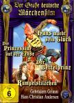 Der Grosse Deutsche Märchenfilm (4 Real-Filme)