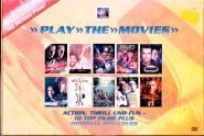 10er Dvd-Set Im Karton Mit 10 Filme Auf 10 Dvd Und Mit 10 Covereinleger