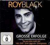 """Grosse Erfolge (Roy Black) + eine bisher unveröffentlichte Aufnahme """"Sie ist nicht mehr da""""- inkl DVD: Eine Legende. Unvergessen 2017 (Siehe Info unten)"""