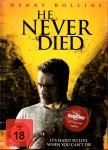 He Never Died (Limited Mediabook) (Streng Limitierte Auflage von 1500 Stück !!) (Rarität)