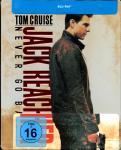 Jack Reacher 2 - Kein Weg Zurück (Never Go Back) (Limited Edition) (Steelbox)