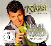Die Liebe Bleibt (Tour Edition DeLuxe)  (CD & DVD)  (Rarität)  (Semino Rossi)