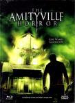 The Amityville Horror 2005 (Limited Uncut Mediabook) (Cover B) (Nummeriert 393/500) (Rarität)