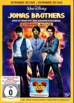 Jonas Brothers (Disney) (Das ultimative 3D Konzert= erlebnis) (Extended 2D DVD + Extended 3D DVD) (Limited Edition) (Mit 2 Stk. 3D-Brillen)