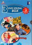 3 DVD Spezial Box (Flint Hammerhead & Action Man & Dennis)  (Animation)
