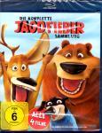 Jagdfieber 1-4 (4 Disc) (Komplette Sammlung) (Animation)