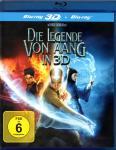Die Legende Von Aang - Last Airbender (Mit Hologramm-Cover - siehe Abbild. unten)