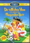 Die Tollkühne Hexe In Ihrem Fliegenden Bett (Disney)  (1971 Version)  (Rarität)