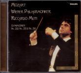 Mozart: Wiener Philharmoniker (Rarität) (Siehe Info unten)