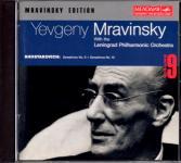 Mravinsky Edition 9 - With The Leningrad Philharmonic Orchestra (Rarität) (Siehe Info unten)