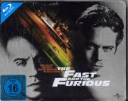 The Fast & Furious 1 (Limited Quer-Steelbox)