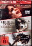Exorzisten XXL Box (Der Exorzismus Der Anneliese M. & Church Tapes-Exorcism & The Bell Witch Haunting)