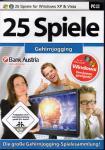 25 Spiele - Gehirnjogging