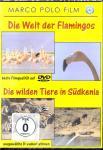 Die Welt Der Flamingos-Die Wilden Tiere In Südkenia