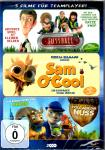 3 Filme Teamplayer-Box (Fussball & Sam O Cool & Voll Auf Die Nuss) (3 DVD) (Animation)