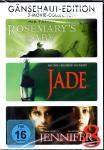 Gänsehaut Edition (3 DVD) (Rosemarys Baby & Jade & Jennifer 8)