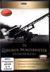 Die Geheimen Wunderwaffen Des Dritten Reiches (3 DVD)  (Limitierte Exklusive Sonderauflage)