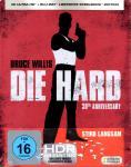 Die Hard (Stirb Langsam) 1 (2 Disc: 4K UHD & Blu Ray) (Limitierte Steelbox Edition)