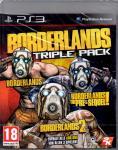 Borderlands: Triple Pack (Rarität)