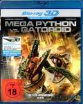 Mega Python Vs. Gatoroid (In 2D & 3D abspielbar) (Special Edition)