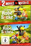 Der Kleine Rabe Socke 1 & 2 (2 DVD) (Animation)