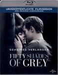 Fifty Shades Of Grey 1 - Geheimes Verlangen (Kino & Unveröffentlichte Version) (Siehe Info unten)