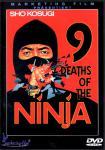 9 Deaths Of The Ninja - Die 9 Leben Der Ninja