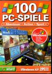100 PC-Spiele - Abenteuer / Action / Sport (2 Disc) (Rarität)