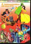 4 Zeichentrickfilme   (Pocahontas, Anastasia, Artige Katzen, Mulan)
