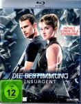Die Bestimmung 2 - Insurgent (2 Disc) (2D & 3D-Version) (Inkl. Hologramm-Cover) (Siehe Cover unten)