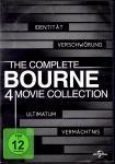 Die Bourne Collection 1-4 (4 DVD) (Siehe Info unten)