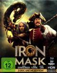 Iron Mask (Special Mediabook Edition & Booklet) (2D-BR & 3D-BR & 4K)