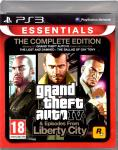 Grand Theft Auto 4 & Episodes From Liberty City : The Complete Edition