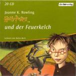 Harry Potter 4 - Der Feuerkelch (20 CD) (Rarität)