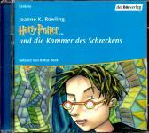 Harry Potter 2 - Die Kammer Des Schreckens (10 CD)