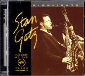 Highlights - The Best Of The Years Vol. 2 - Stan Getz (2 CD) (Siehe Info unten)