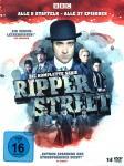 Ripper Street - Die Komplette Serie (5 Staffeln / 14 DVD)