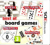 Best Of Board Game (4 in 1) (Chess & Solitaire & Freecell & Mahjong)